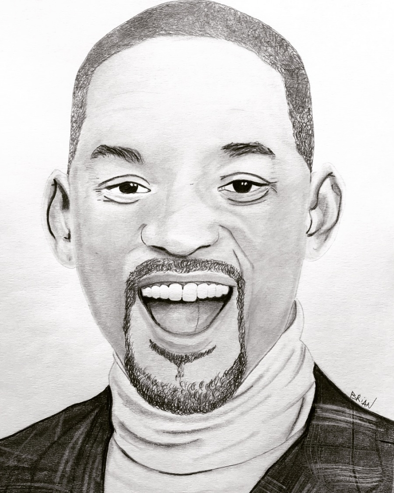 Will Smith by Brian4